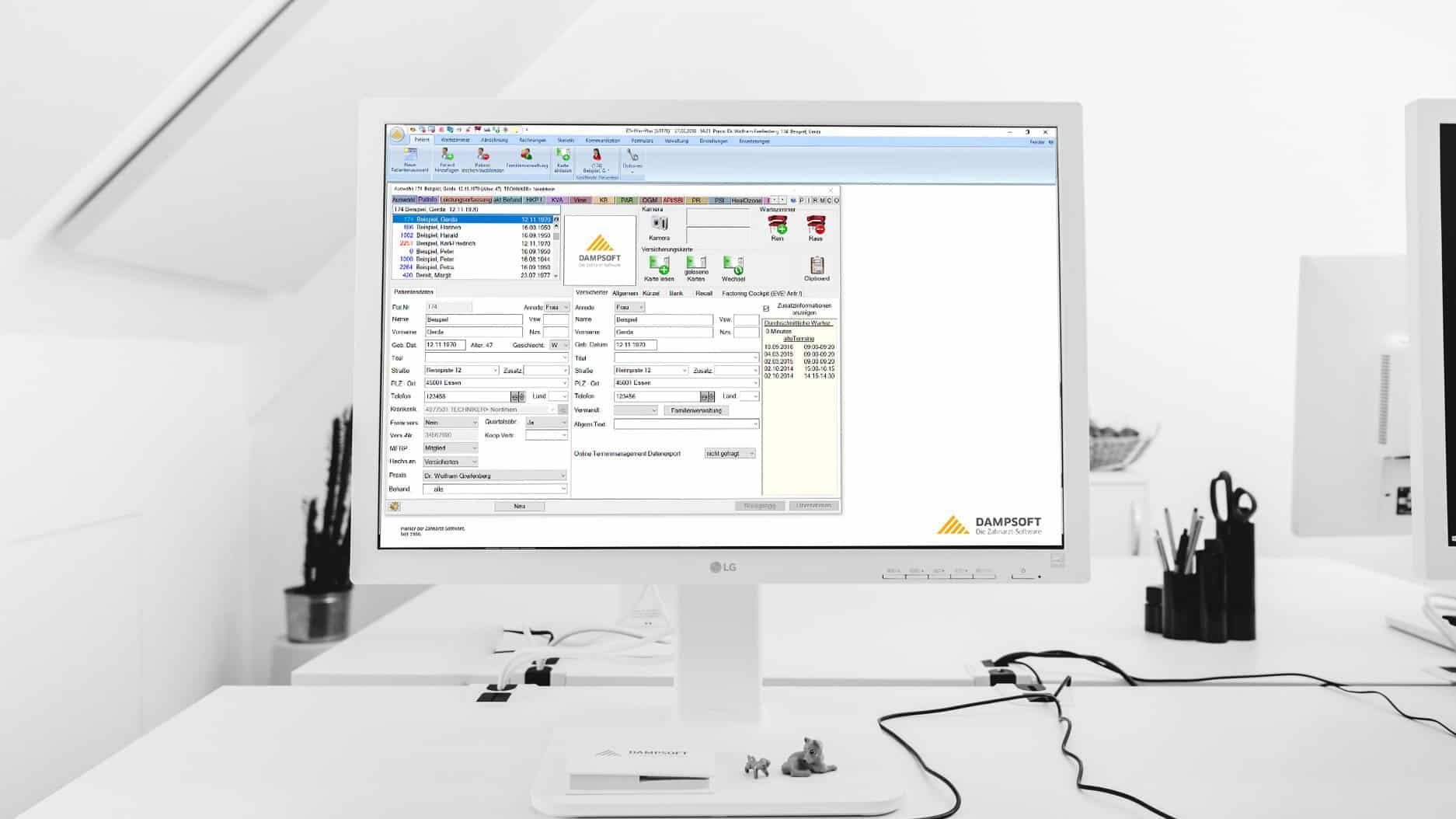 Dampsoft – Software