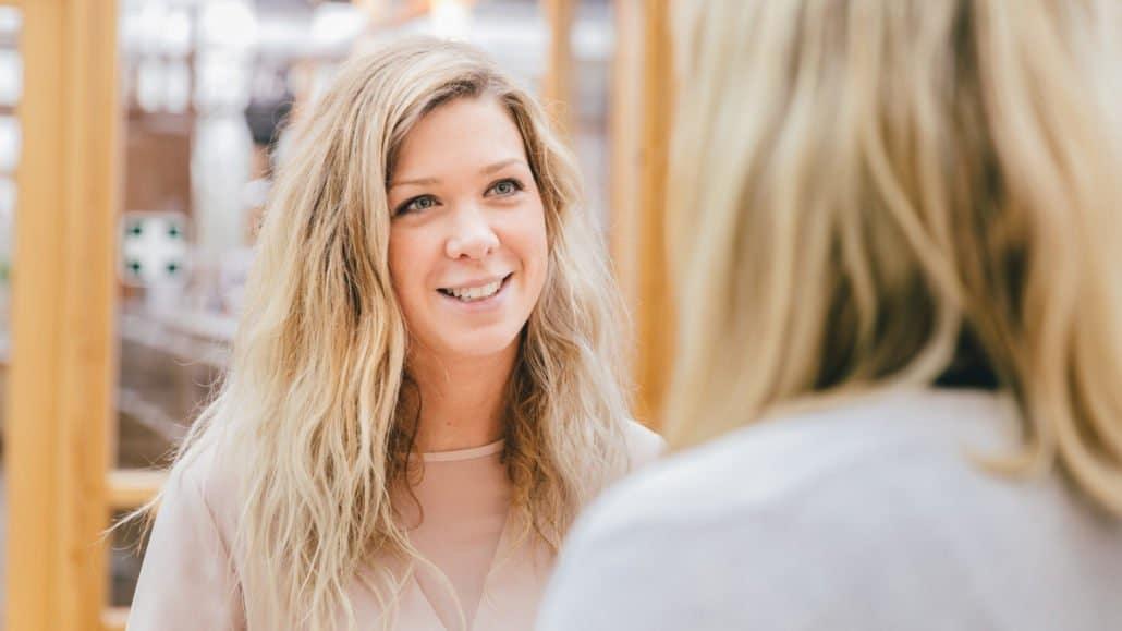 Anna-Lena sorgt als Product Owner für innovative Produktentwicklungen.