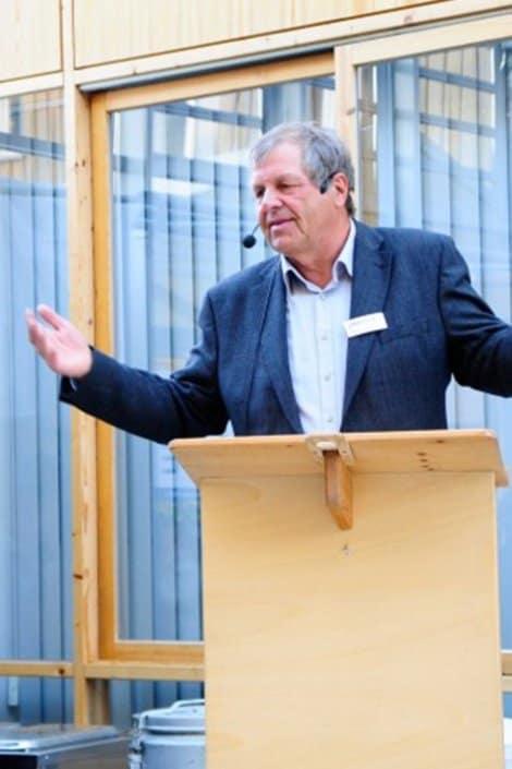 Wolfram Greifenberg, Gründer