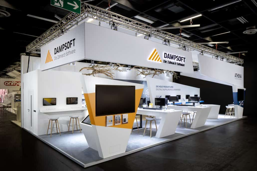 Confrom Messebau, Dampsoft IDS 2019