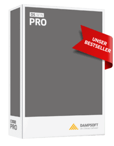 Praxismanagement Software DS-Win von Dampsoft Zahnarzt-Software