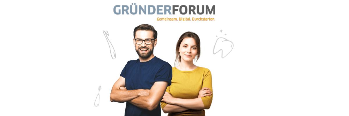 Gründerforum von Dampsoft Fortbildung für Praxisgründer und Praxisübernehmer
